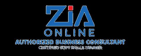 Zia Online Logo